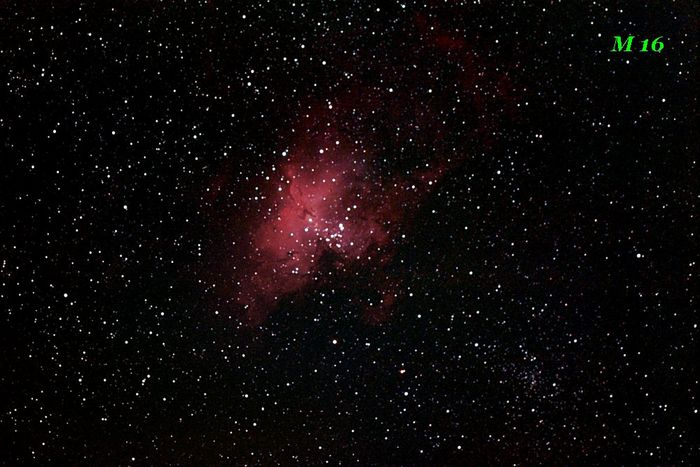M16 Eagle, test PhD UHCs - Eos 20d 1600 iso 24x2'30
